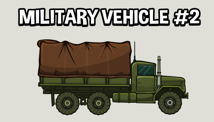 Military vehicle 2