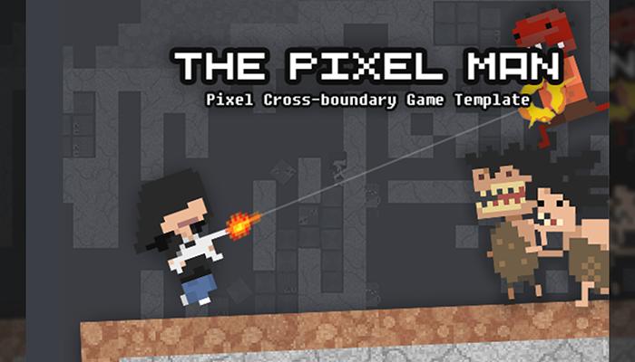 The Pixel Man