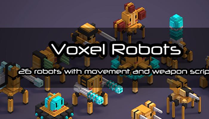 Voxel Robots