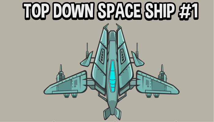 Top down spaceships 1