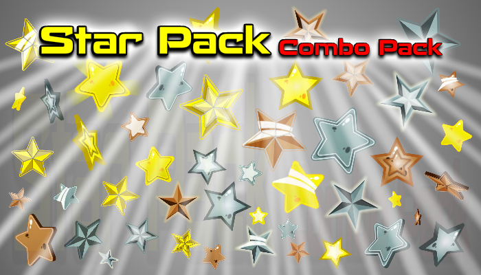 Star Pack Ultimate – Combo Pack