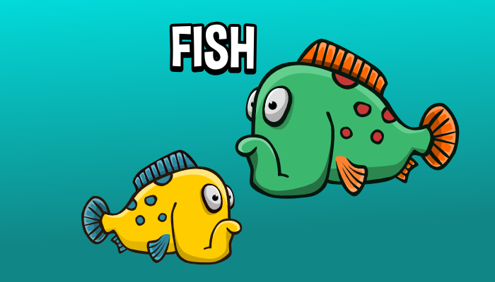 Animated fish 4
