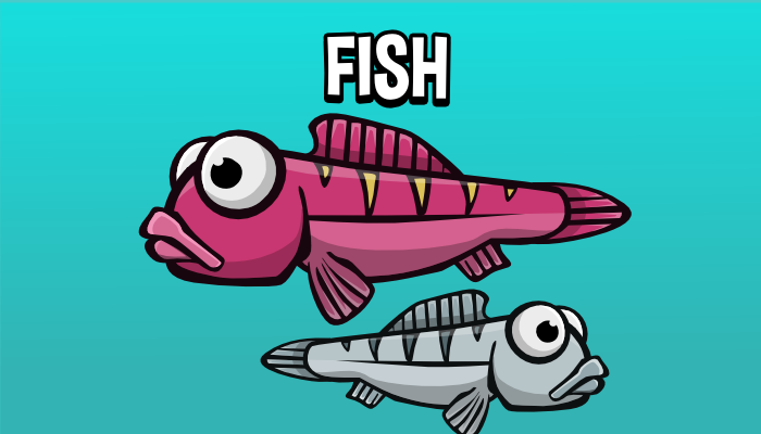Animated fish 3