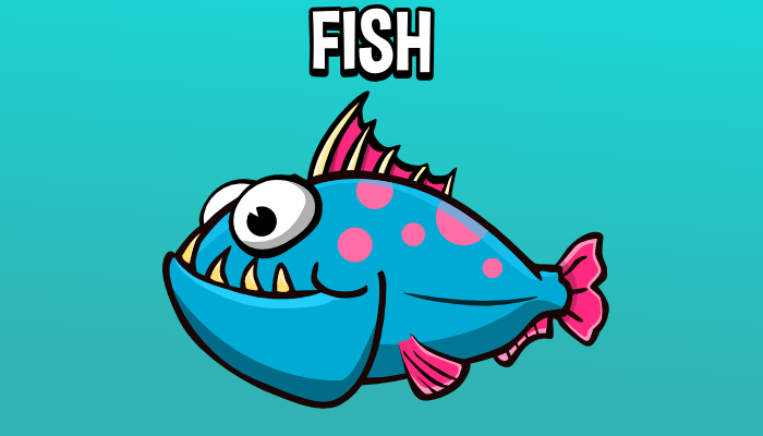 Animated fish 2