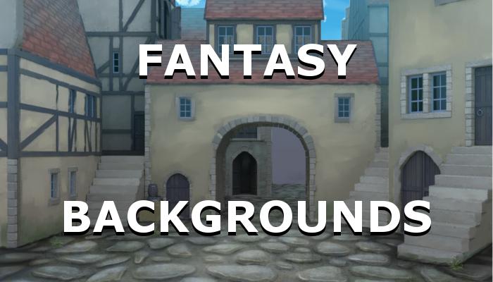 2d Fantasy Backgrounds