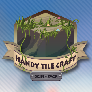 Handy Tile Craft – SciFi Pack V 1.0