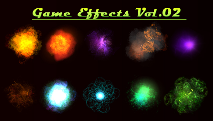Game Effects Vol.02