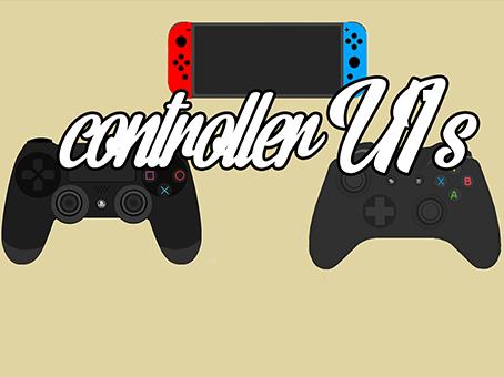 controller UI's