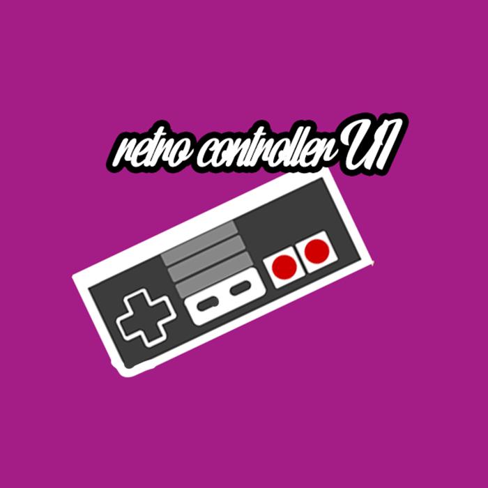 Retro controller UI's