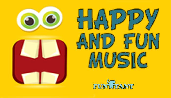 Happy & Fun music pack