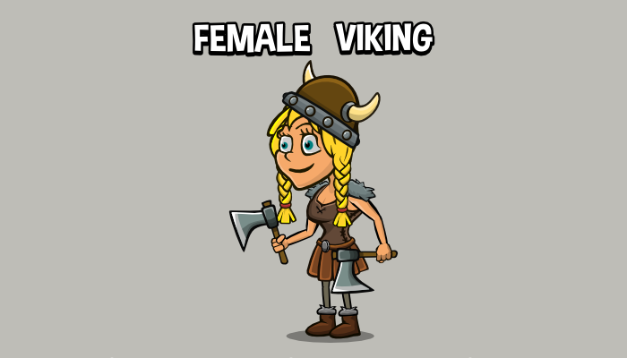 Female viking