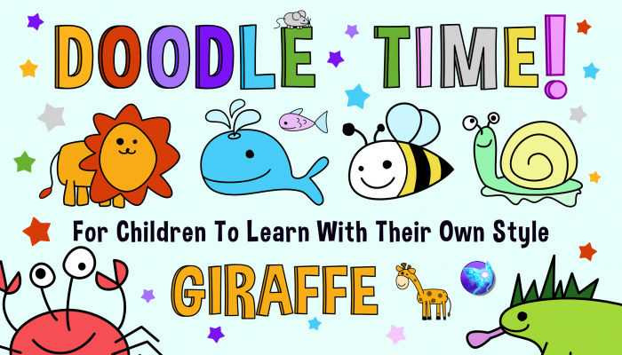 Doodle Time – Assets For Children´s Games