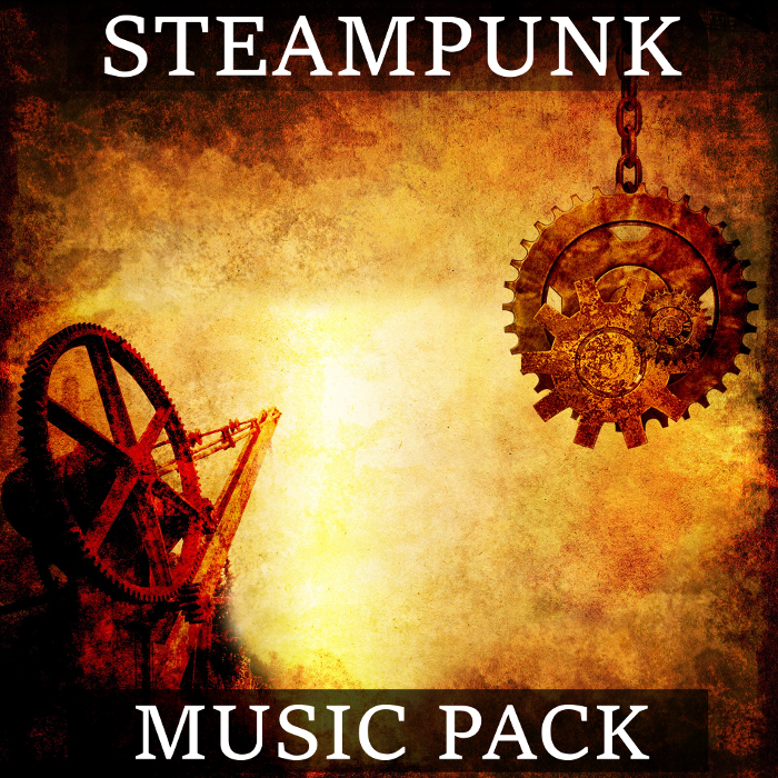Steampunk Music Pack