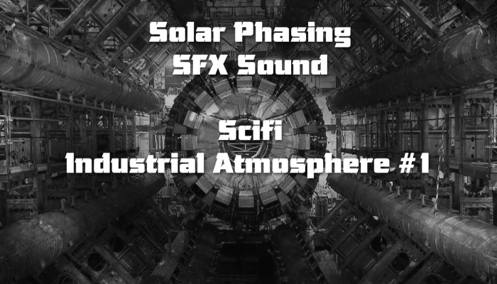 Scifi Industrial Atmosphere #1