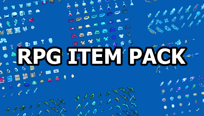Weapons, Gear, Items and More!