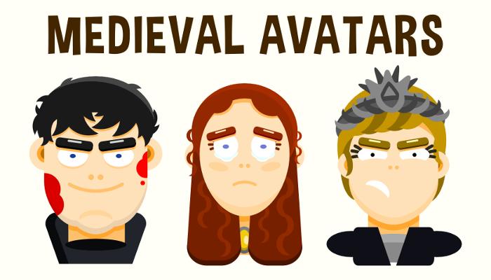 Medieval Avatars