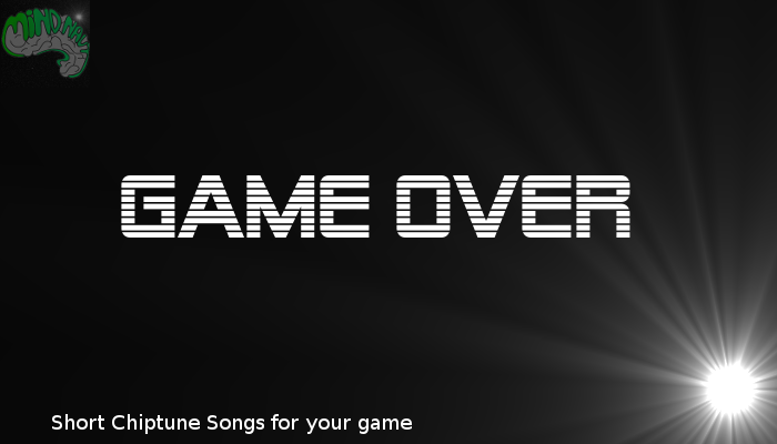 "Chiptune ""Game Over"" Songs"