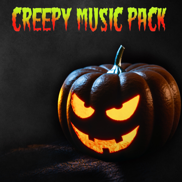 Creepy Music Pack