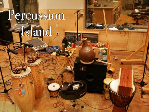 Percussion Island