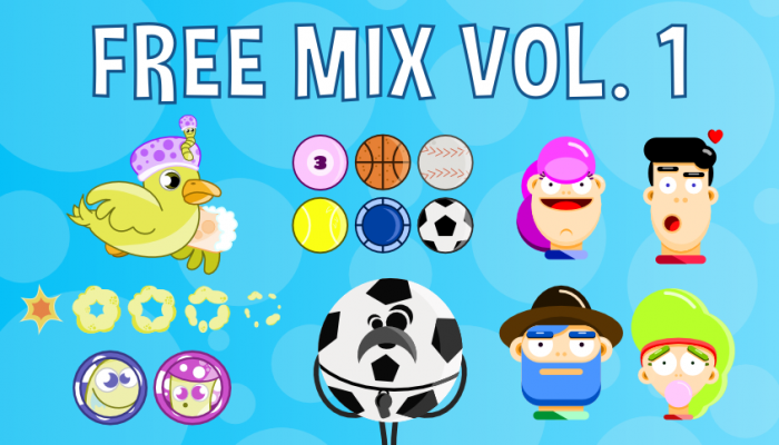 FREE MIX VOL. 1