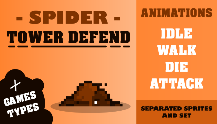 SPIDER TOWER DEFEND
