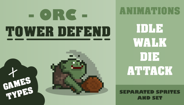 ORC TOWER DEFEND