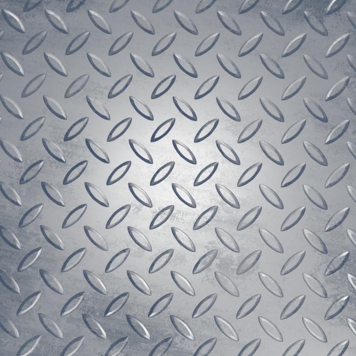 [4K] Cross Pattern Metal
