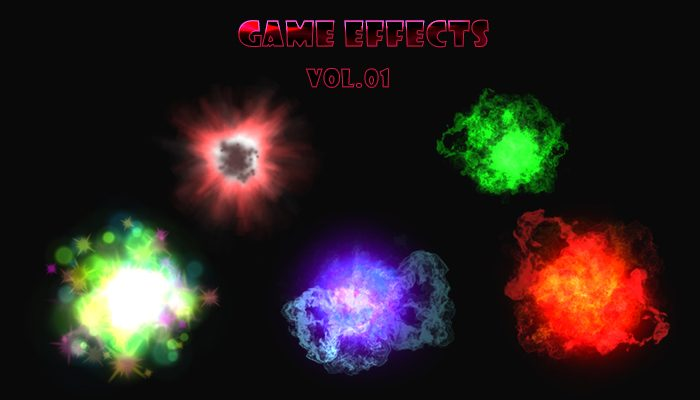 Game Effects Vol.01