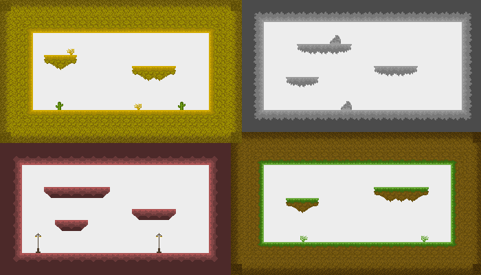 2D Pixel Tiles