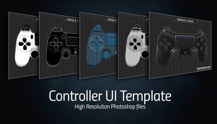 Controller UI Template