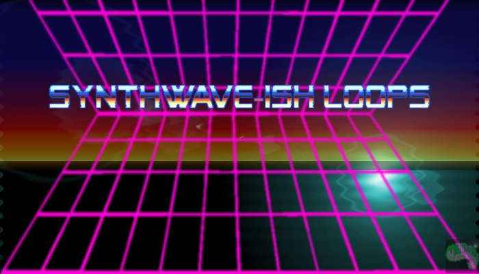 Synthwave-ish loops