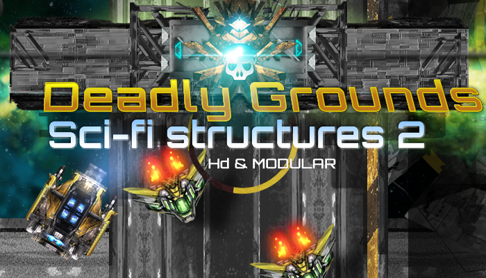 Sci-fi structures 2