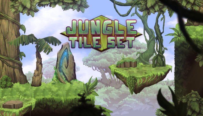 Jungle Tile Set