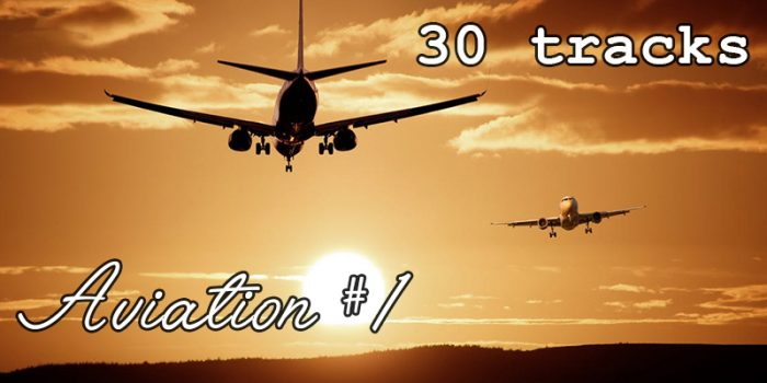 Aviation #1 (Aircraft / Airplane Sound Effects)