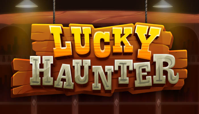 Lucky haunter slot game kit
