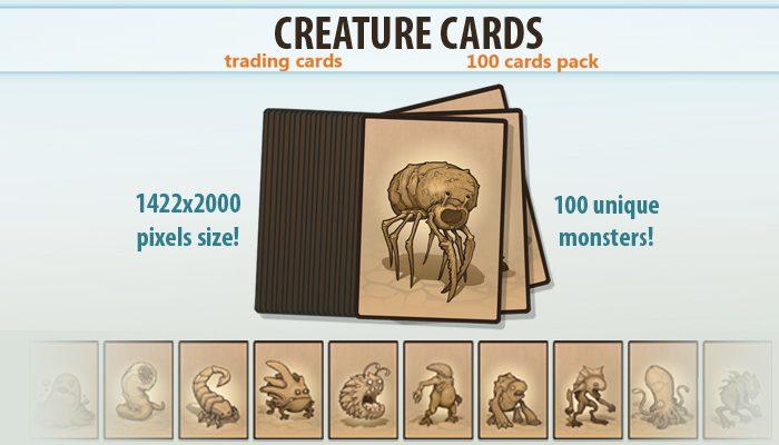 Creature Cards