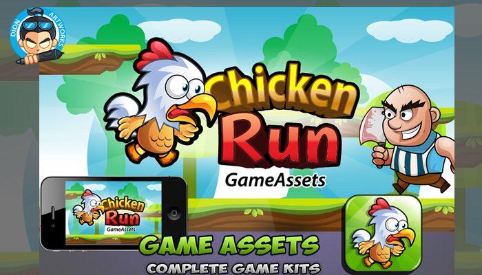 Chicken Rung Game Assets