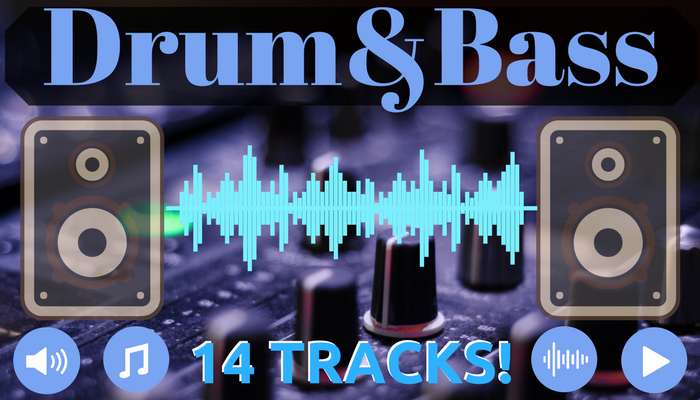 Drum & Bass Track-Pack