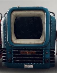 Diesel punk TV
