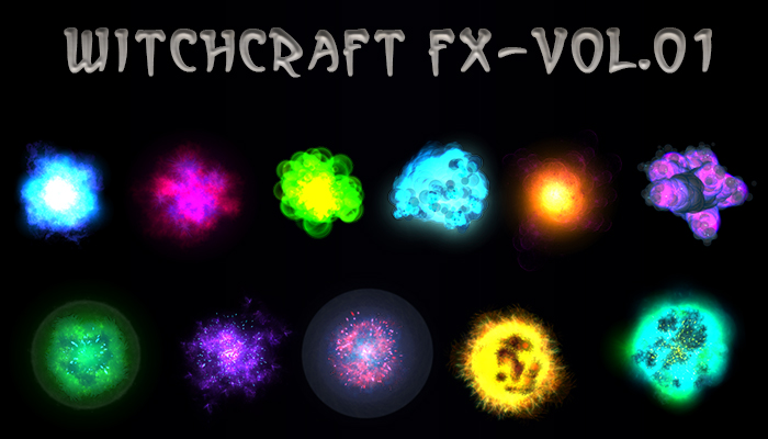 WitchCraft FX-Vol.01