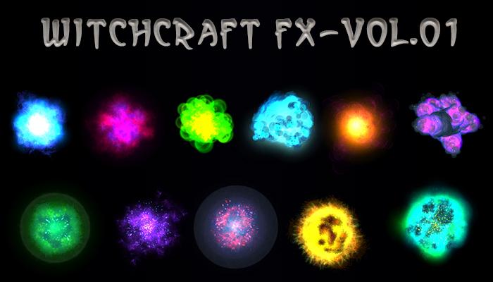 WitchCraft FX-Vol.01
