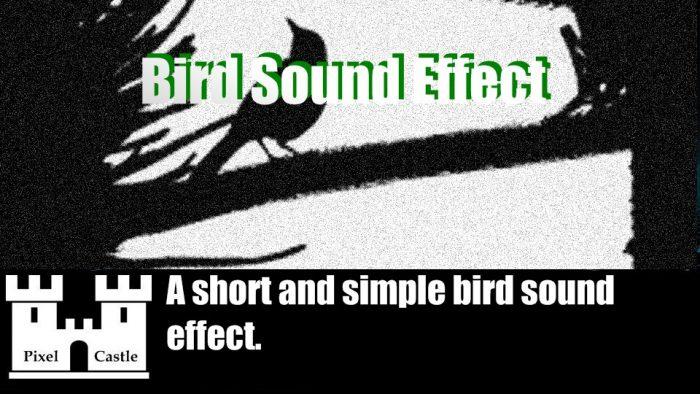 Bird Sound SFX