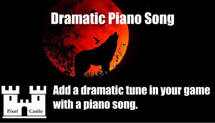 Cheap Dramatic Piano Song