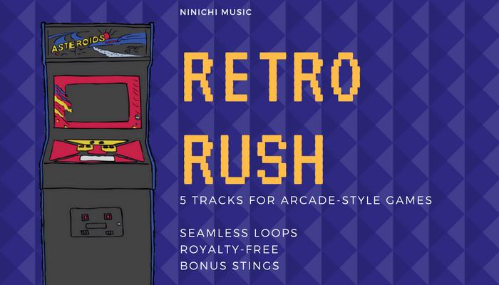 Retro Game Music Tracks