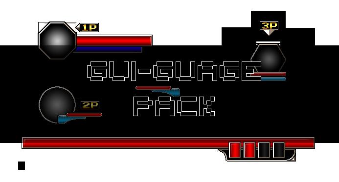 GUI – GUAGE PACK