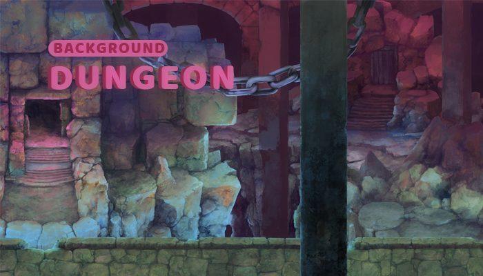 Dungeon – Game Background