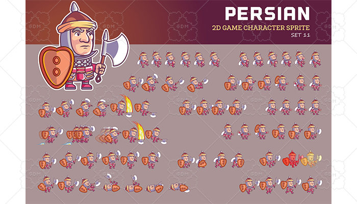PERSIAN SPRITE