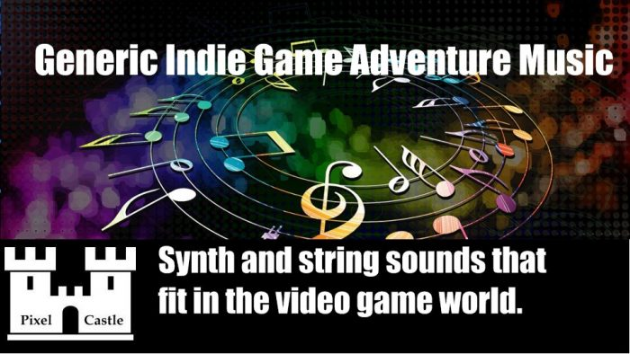 Generic Indie Game Music Pack
