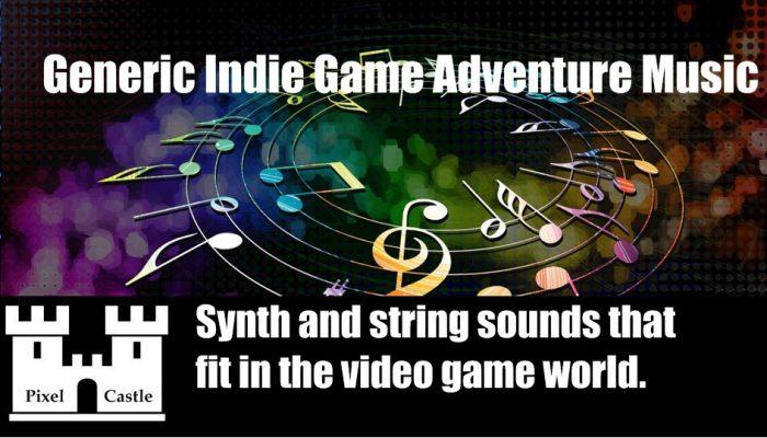 Generic Indie Game Music Pack