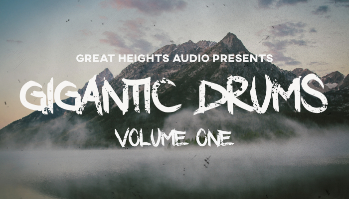 Gigantic Drums Volume 1